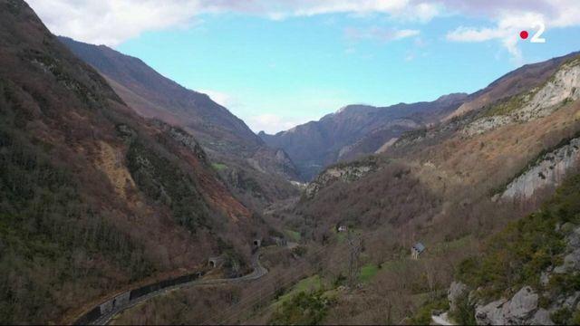 Montagne : la vallée d'Aspe, la nature à l'état brut