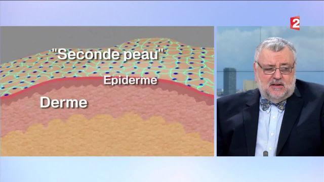 """Santé : invention d'une """"seconde peau invisible"""""""