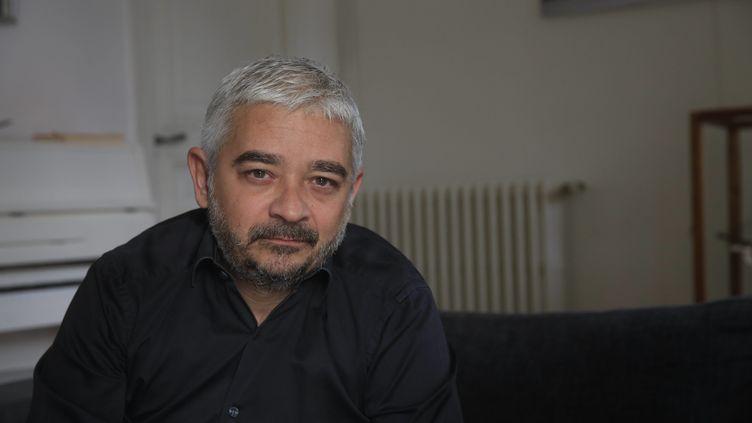 Grégory Reibenberg, le propriétaire de La Belle Equipe (OLIVIER LEJEUNE / MAXPPP)