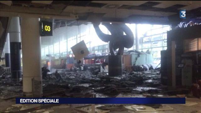 Attentats de Bruxelles : des explosions dans la ville