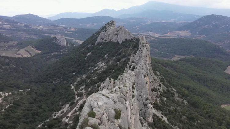 Vaucluse : un voyage hors du temps dans les dentelles de Montmirail (FRANCE 2)