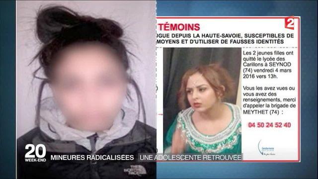 Haute-Savoie : Louisa est rentrée chez ses parents