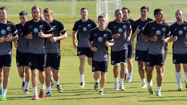 L'équipe de football de Nouvelle-Zélande