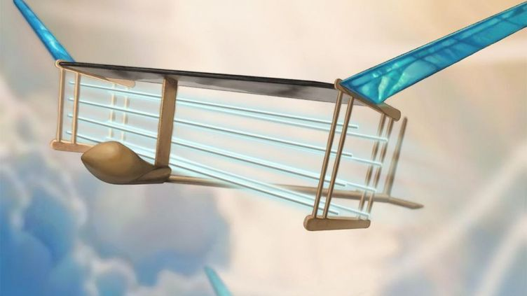 L'avion à propulsion ionique. Un prototype vient de voler outre-atlantique. (MASSACHUSETTS INSTITUTE OF TECHNOLOGY (MIT))