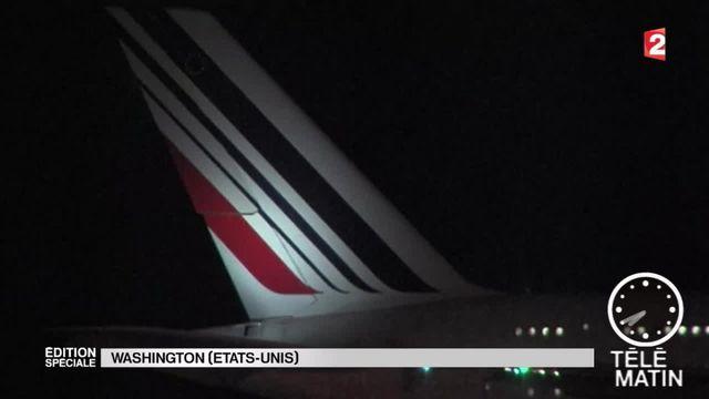 Alertes à la bombe : deux vols à destination à Paris déroutés