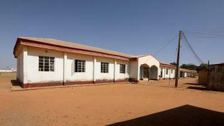 Vue d'un bâtiment du lycée de Kankara attaqué par des terroristes le 11 décembre 2020. (AFOLABI SOTUNDE / REUTERS)