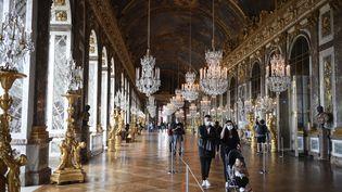 Le Châteaude Versailles a rouvert ses portes le 6 juin 2020. (JULIEN DE ROSA / EPA)