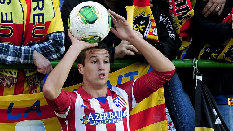 Javier Manquillo poursuivra sa progression à Anfield (JOSEP LAGO / AFP)