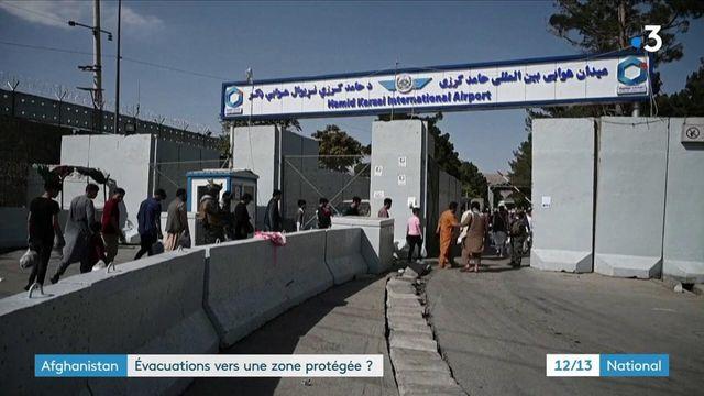 En Afghanistan, Kaboul est menacée par une nouvelle attaque terroriste selon le président américain Joe Biden. Le lundi 29 août, devant l'ONU, la France va défendre la création d'une zone protégée.