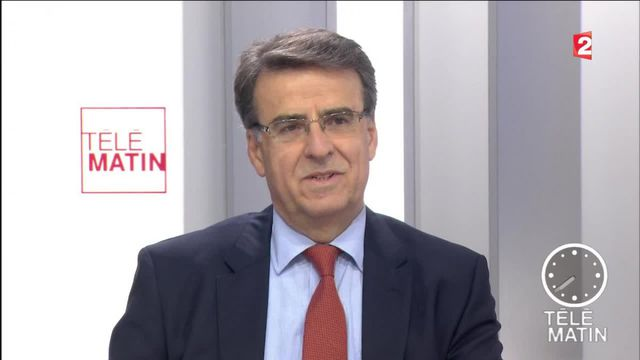 """Les 4 Vérités - Antoine Basbous : """"Bachar al-Assad est cramé"""""""
