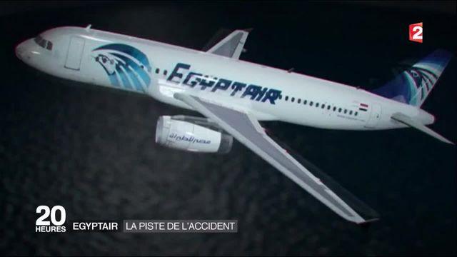 Crash d'EgyptAir : la piste de l'accident privilégiée