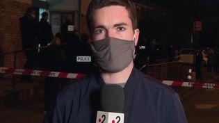 Seine-Saint-Denis : un jeune de 15 ans tué par balles à Bondy, deux tireurs toujours recherchés (France 2)