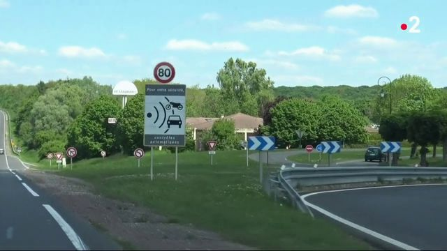 Limitation à 80 km/h : des milliers de PV annulés ?