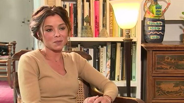 Mariana Gomez-Turri chez elle, en Espagne.