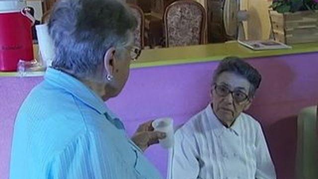 Les maisons de retraite s'adaptent à la vague de chaleur
