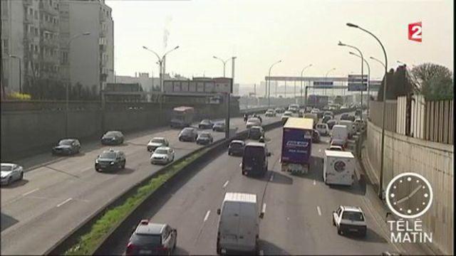 La vignette anti-pollution arrive à Paris