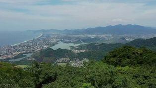 France 2 poursuit son voyage parmi les cinq forets les plus remarquables du monde. Au Brésil le parc national de la Tijuca est le poumon vert de Rio de Janeiro. (FRANCE 2)