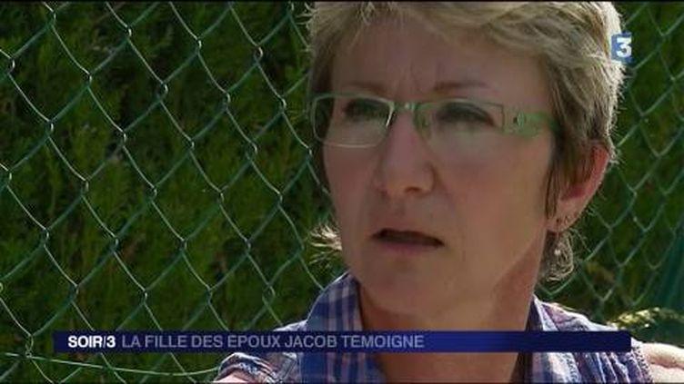 Valérie Delaite, la fille de Jacqueline et Marcel Jacob. (FRANCE 3)