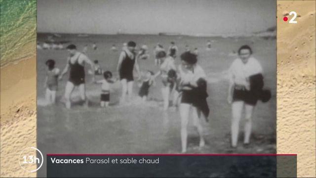Le temps des vacances : la plage, destination préférée des Français