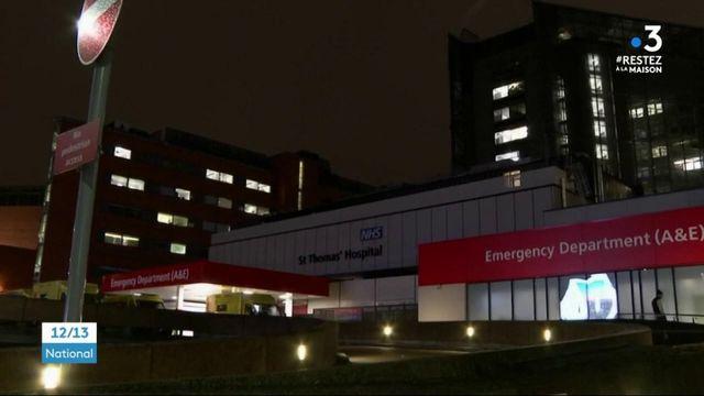 Royaume-Uni : Boris Johnson désormais hospitalisé
