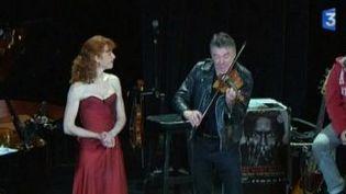 """Le jazz et la Diva Opus II"" : le duo Casadesus-Lockwood revient en quatuor  (Culturebox)"