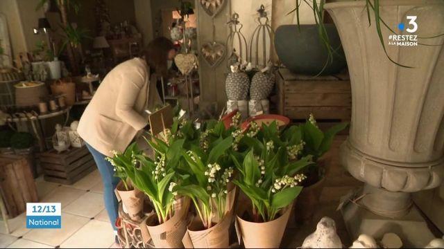 1er mai : l'organisation des fleuristes pour vendre du muguet en plein confinement