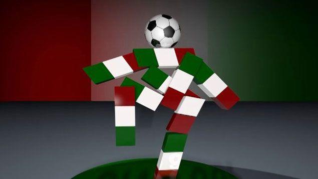 (Ciao, la mascotte du Mondial 1990 © Fifa)