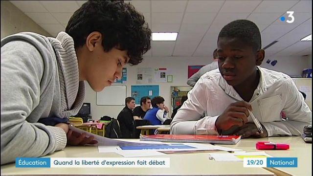 Liberté d'expression à l'école : il y aura un avant et un après Samuel Paty