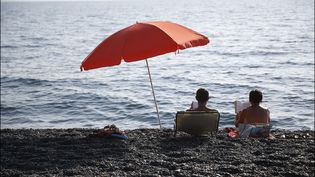 Un Français sur trois aimerait bien que son ou sa partenaire perde des kilos avant l'été, selon un sondage Ifoppublié le 6 juin 2018. (LUC NOBOUT / MAXPPP)