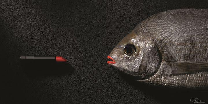Dorade au rouge à lèvres (Patrick Rougereau)