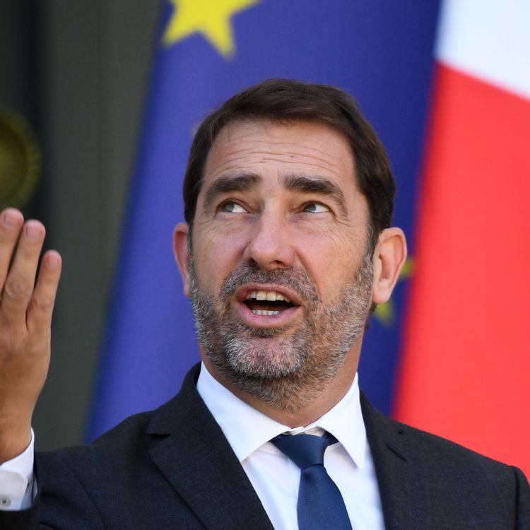 Christophe Castaner à l'Elysée, le 10 octobre 2018 à Paris. (ERIC FEFERBERG / AFP)