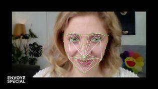 """Business des émotions : """"Envoyé spécial"""" a testé le """"facial coding"""" (ENVOYÉ SPÉCIAL  / FRANCE 2)"""