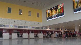 L'aéroport de Bordeaux est vide. (FRANCE 3)