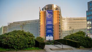 Siège de la Commission européenne à Bruxelles (Belgique). (PHILIPPE HUGUEN / AFP)