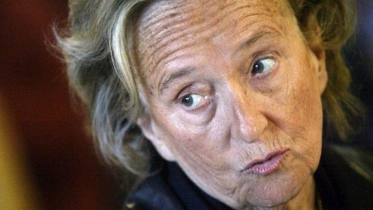L'honnêteté de Bernadette Chirac n'a pas été mise en cause. (AFP - Thierry Zoccolan)