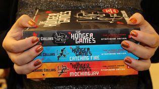 """La trilogie des """"Hunger Games"""" de Suzann Collins s'est vendue à plus de 35 millions d'exemplaires à travers le monde  (DR)"""