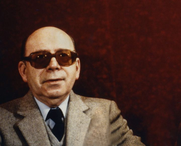 Le producteur français  Georges de Beauregard (1920-1984). (COLLECTION CHRISTOPHEL / AFP)