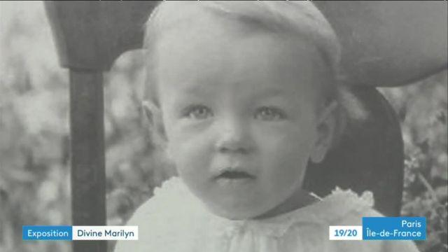 Marilyn Monroe à l'honneur à Paris