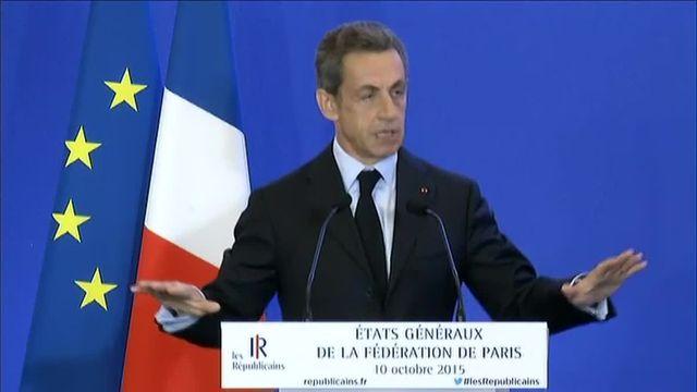 """Pour Sarkozy, Hollande """"c'est fini"""""""