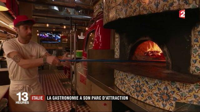 Alimentation : l'Italie possède son parc d'attractions dédié à la gastronomie
