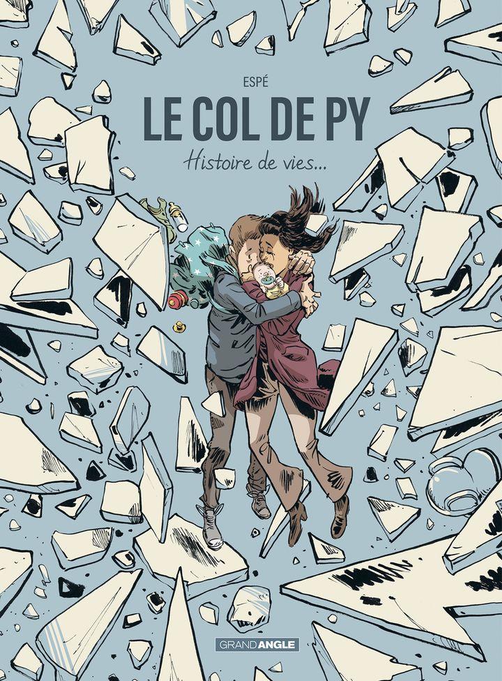 """La couverture de l'album """"Le Col de Py"""" signée Espé. (ESPE / EDITIONS BAMBOO)"""