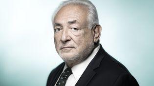 Dominique Strauss-Kahn à Paris le 6 septembre 2018 (JOEL SAGET / AFP)