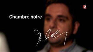 Chambre noire : Bulent Kilic (CAPTURE D'ÉCRAN FRANCE 2)