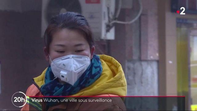 virus : Wuhan, une ville sous surveillance