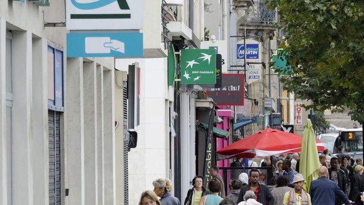 """Le plan épargne logement pourrait être réformé par le gouvernement, affirme """"Le Journal du dimanche"""" du 5 janvier 2014. (DAMIEN MEYER / AFP)"""