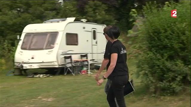 Vacances : à la découverte du quotidien de propriétaires d'un camping