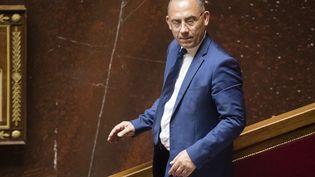 Bruno Questel, à l'Assemblée nationale, le 16 juin 2020. (VINCENT ISORE / MAXPPP)