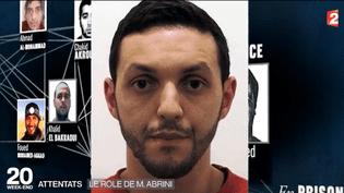 Mohamed Abrini, recherché par toutes les polices dans l'enquête sur les attentats du 13 novembre à Paris, a été arrêté vendredi 8 avril 2016 à Anderlecht, une commune de l'agglomération bruxelloise. (FRANCE 2)