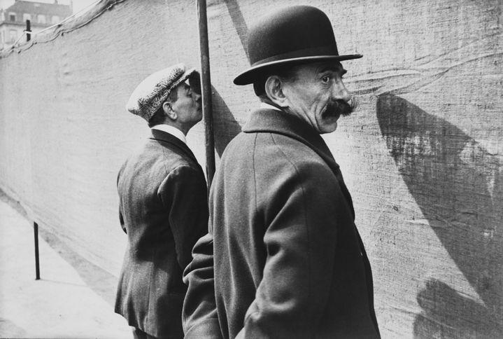 Henri Cartier-Bresson. Bruxelles, Belgique, 1932. Épreuve gélatinoargentique de 1973. (Fondation Henri Cartier-Bresson / Magnum Photos)