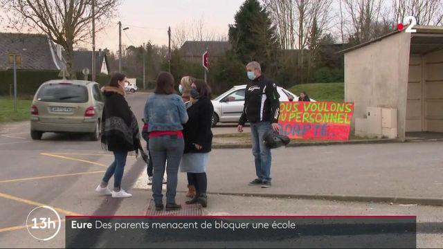 Education : dans l'Eure, des parents menacent de bloquer une école et dénoncent plusieurs incidents